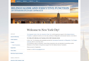 Bilinguialism and Executive Function